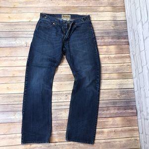 Levi's 514 Slim Straight Zipper Back Pockets 32x32